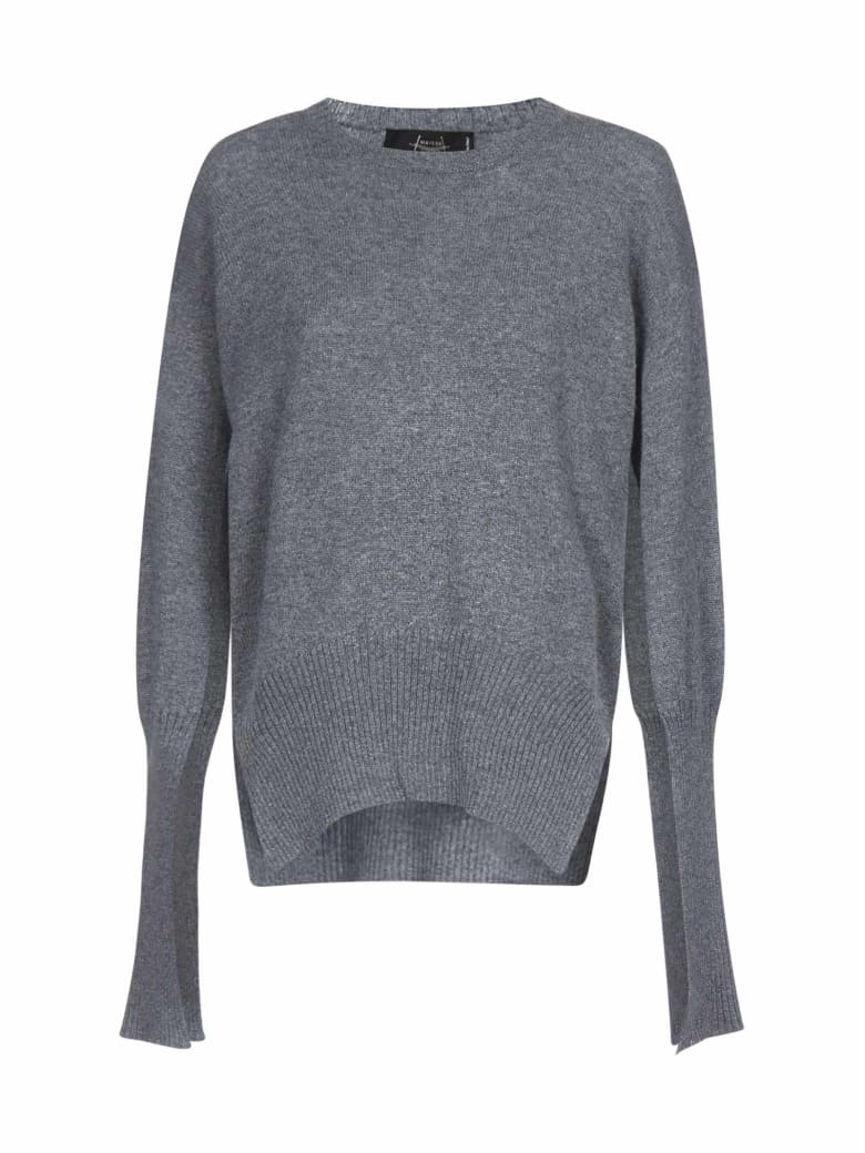 Maison Flaneur Sweater - Grey