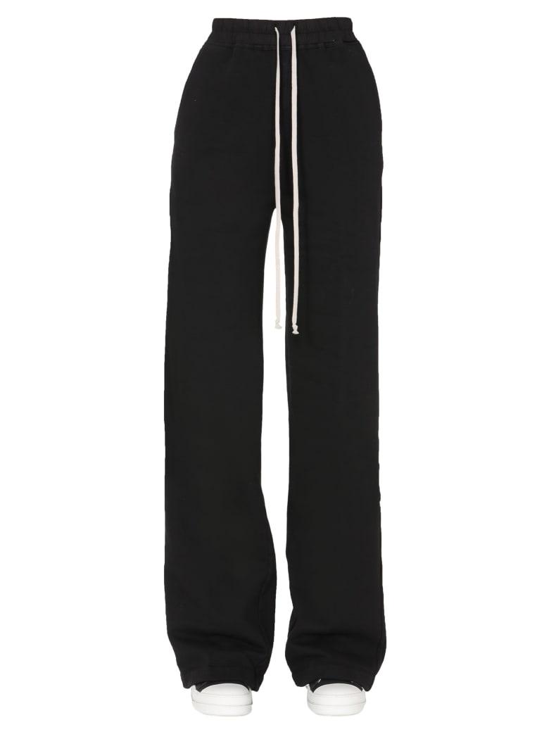DRKSHDW Drawstring Trousers - NERO