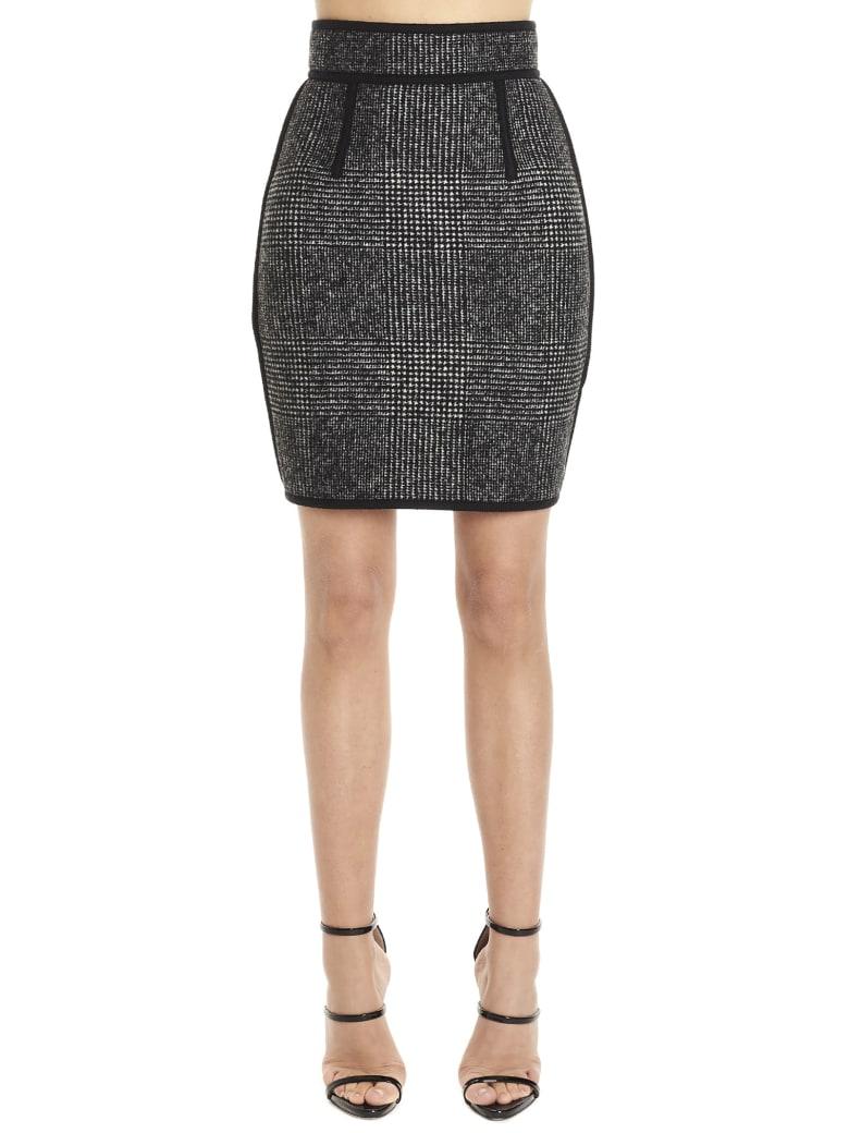 Dsquared2 'hamilton' Skirt - Grey