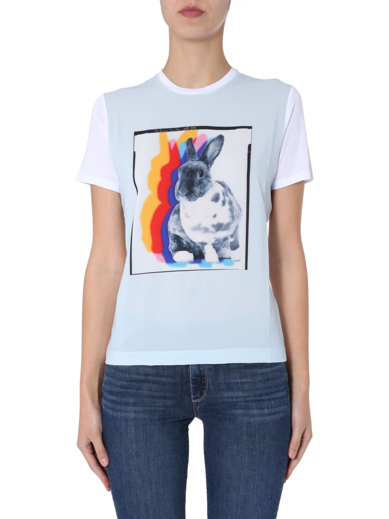 Paul Smith Round-neck T-shirt - BIANCO