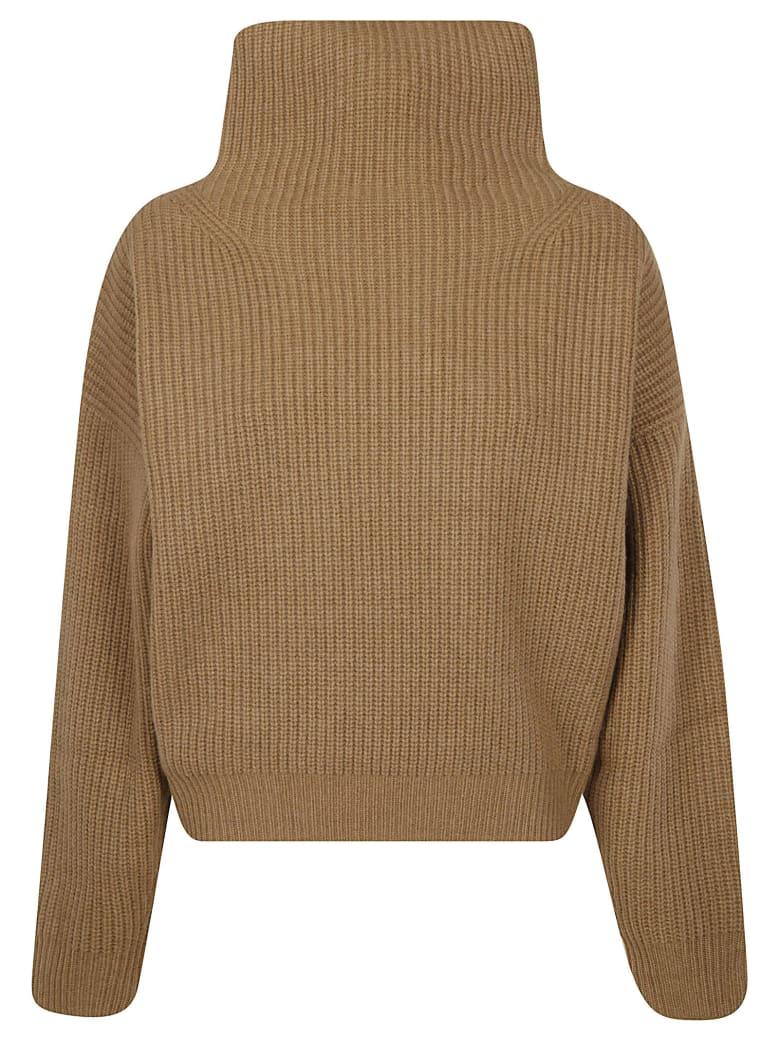 Isabel Marant Brooke Sweater - Camel