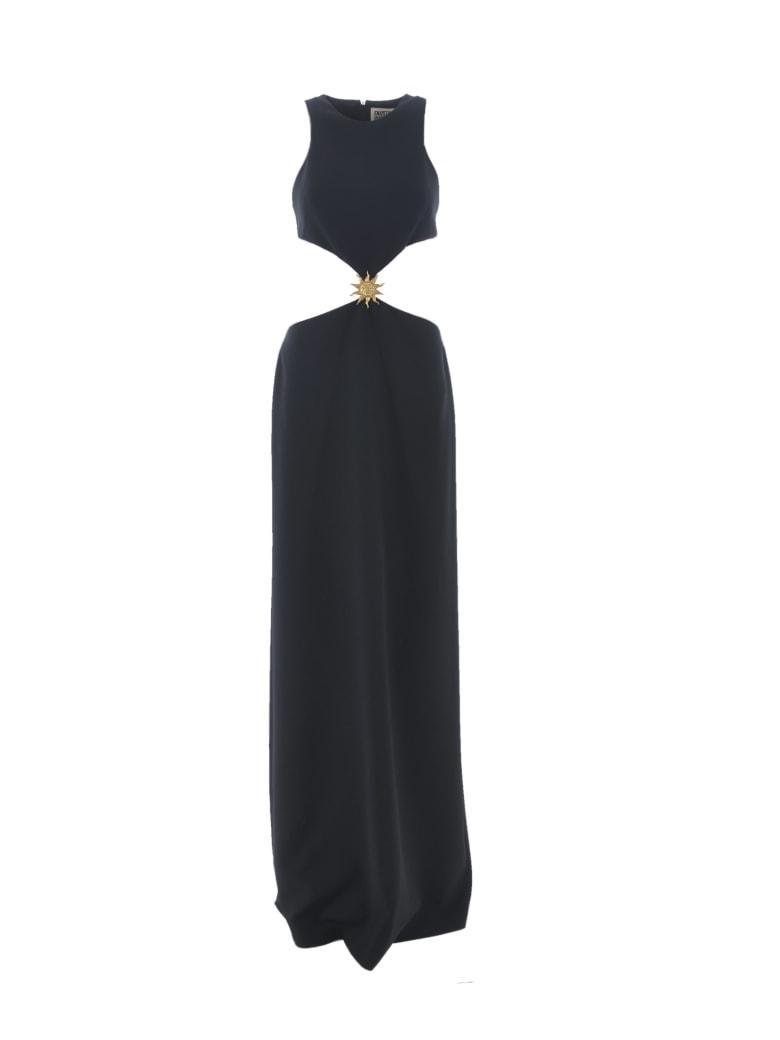 Fausto Puglisi Classy Cut-out Dress - Nero