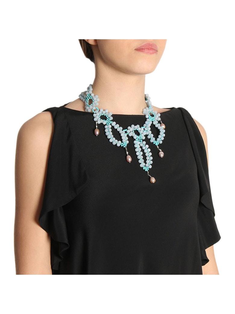 Night Market Jewel Jewel Women Night Market - gnawed blue