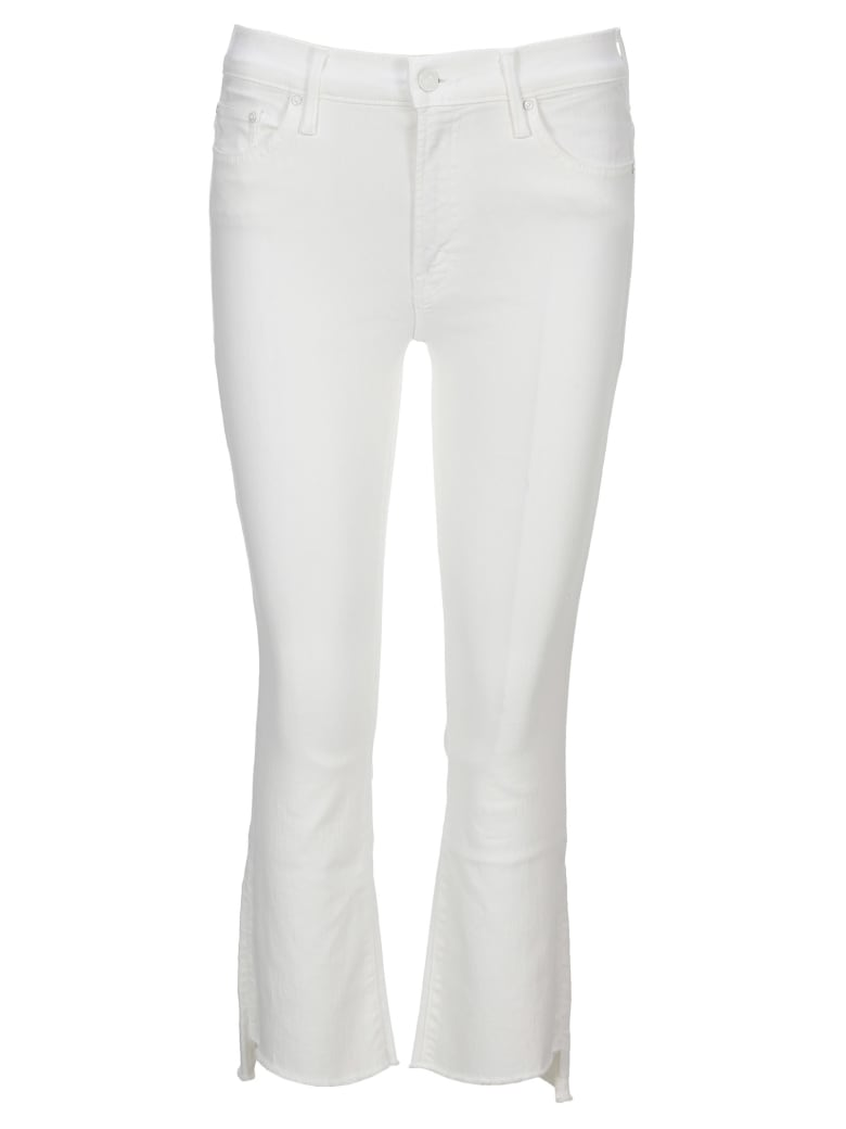 Mother The Insider Cropped Jeans - FAIREST OF THEM ALL