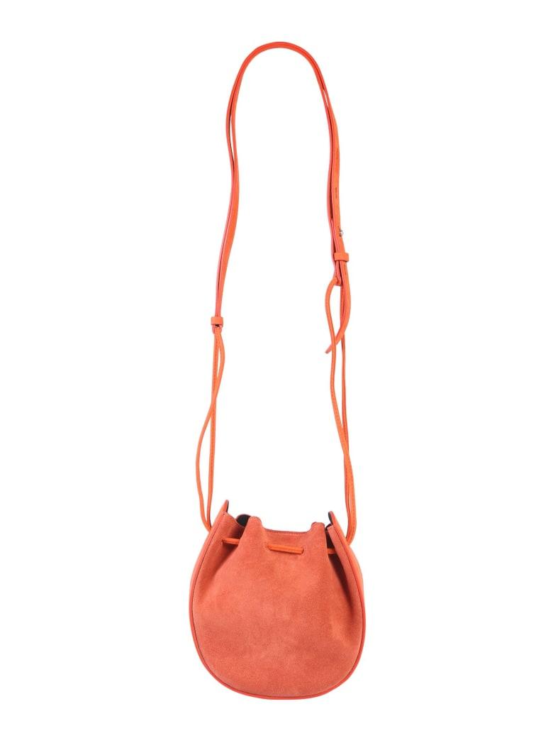 Rebecca Minkoff Bucket Bag - ROSSO