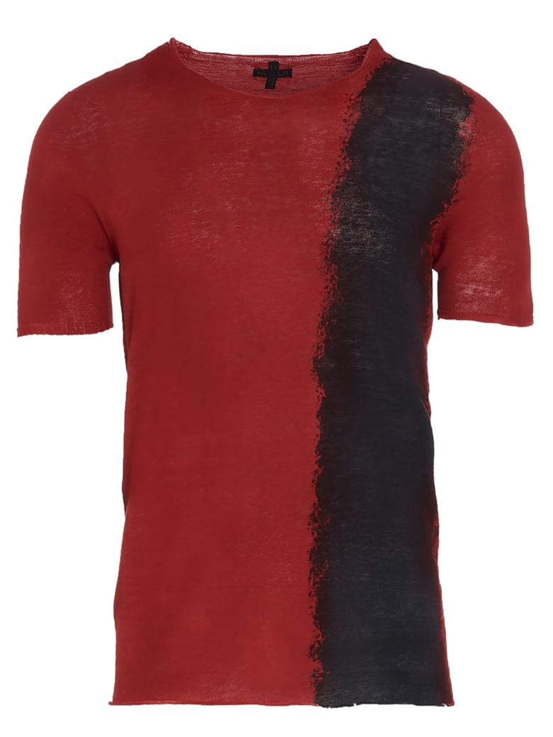 MD75 T-shirt - Red