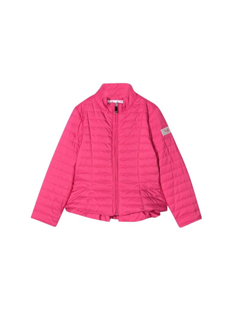Il Gufo Short Down Jacket - Ortensia