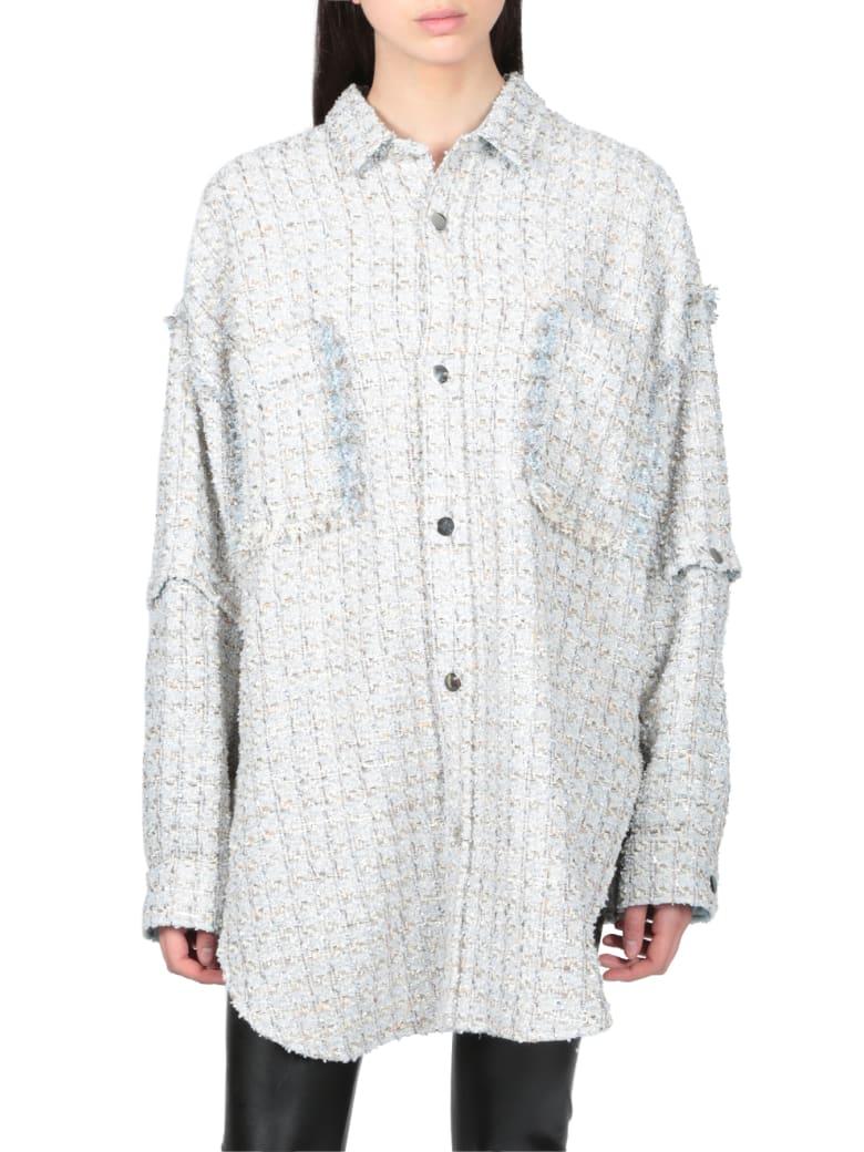 Faith Connexion Shirt - Blu chiaro
