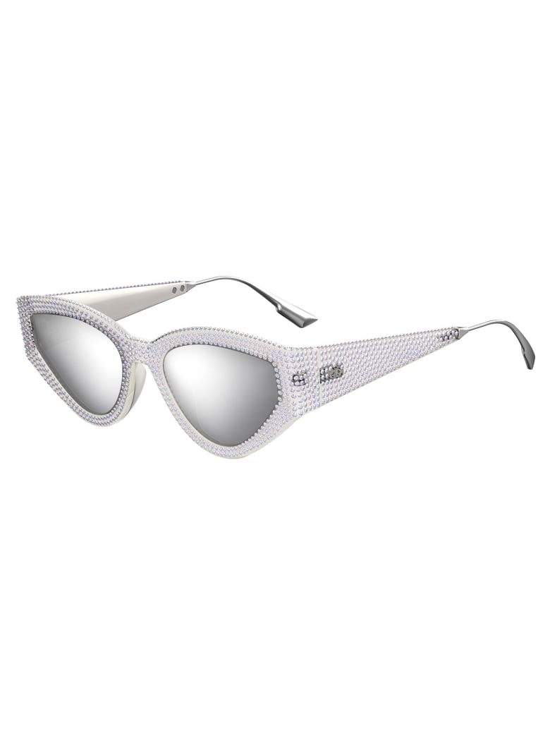 Christian Dior CATSTYLEDIOR1S Sunglasses - T Crystal Whit