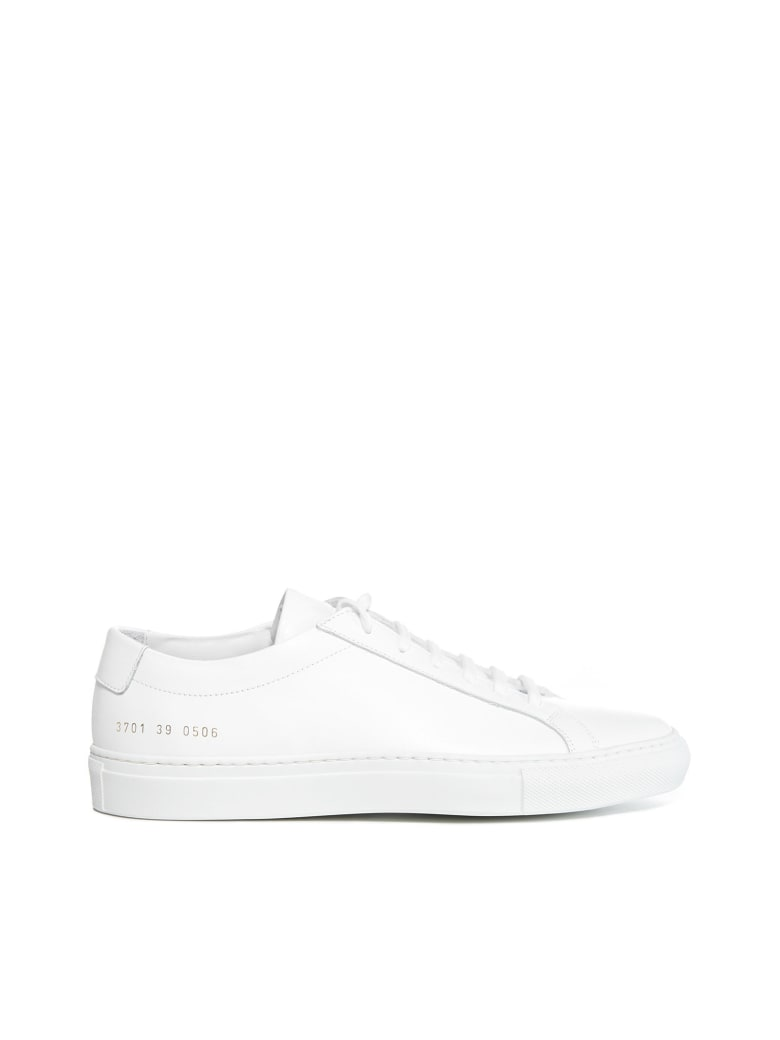Common Projects Original Achilles Low Sneakers - White