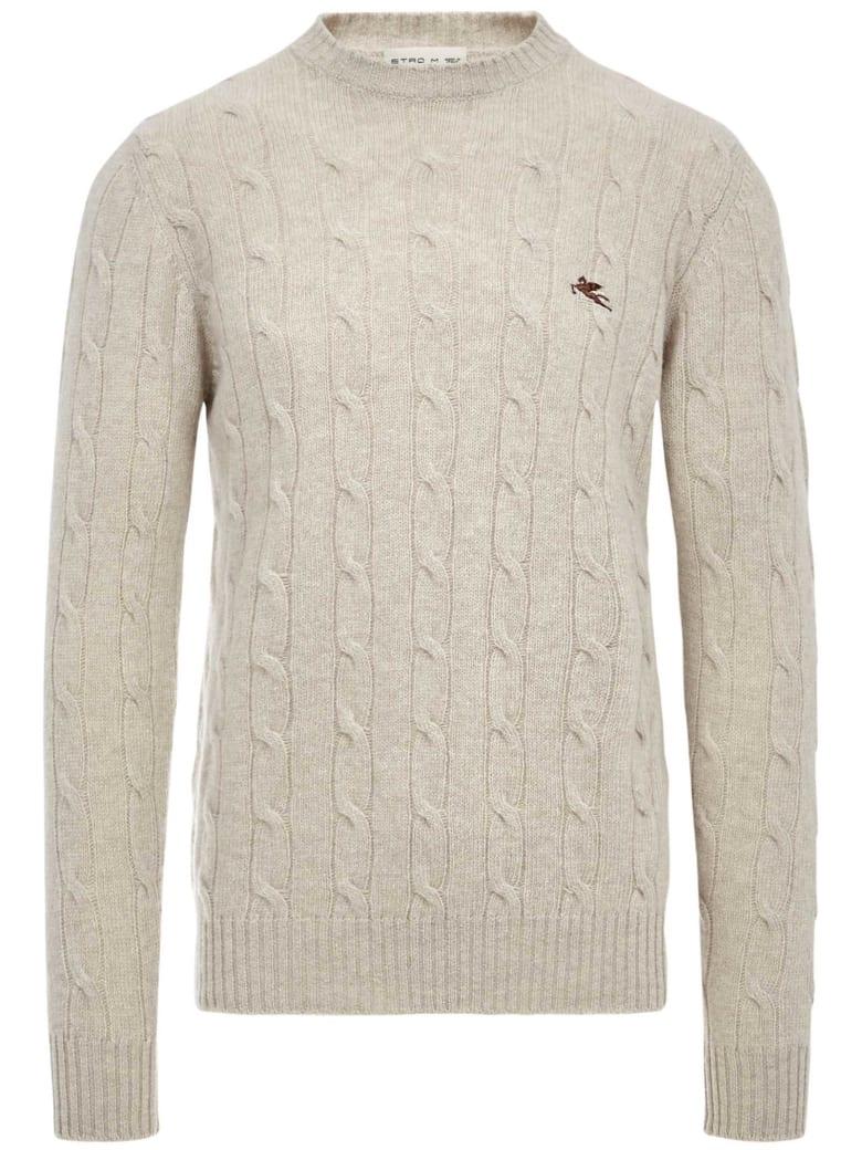 Etro Sweater - Beige