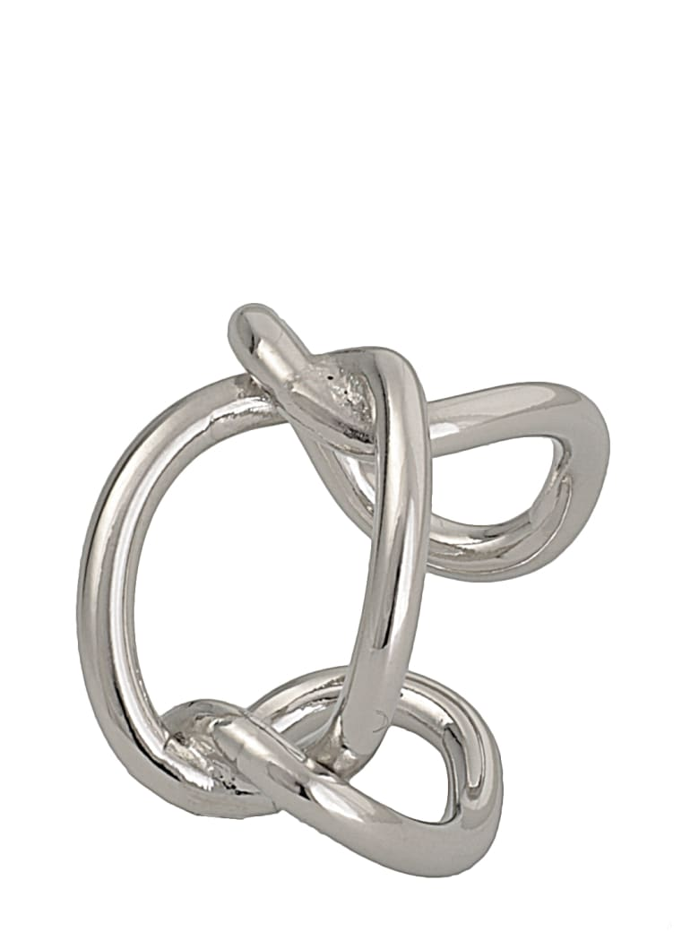 Federica Tosi Bolt Ring - Silver