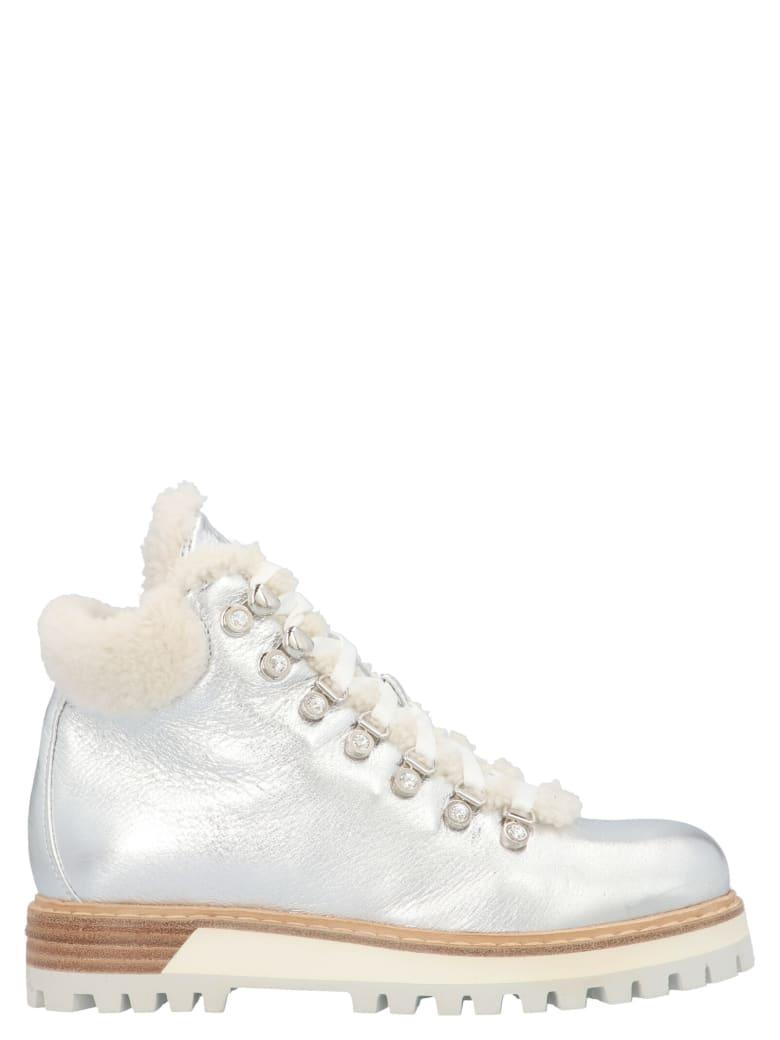 Le Silla 'st. Moritz' Shoes - Silver
