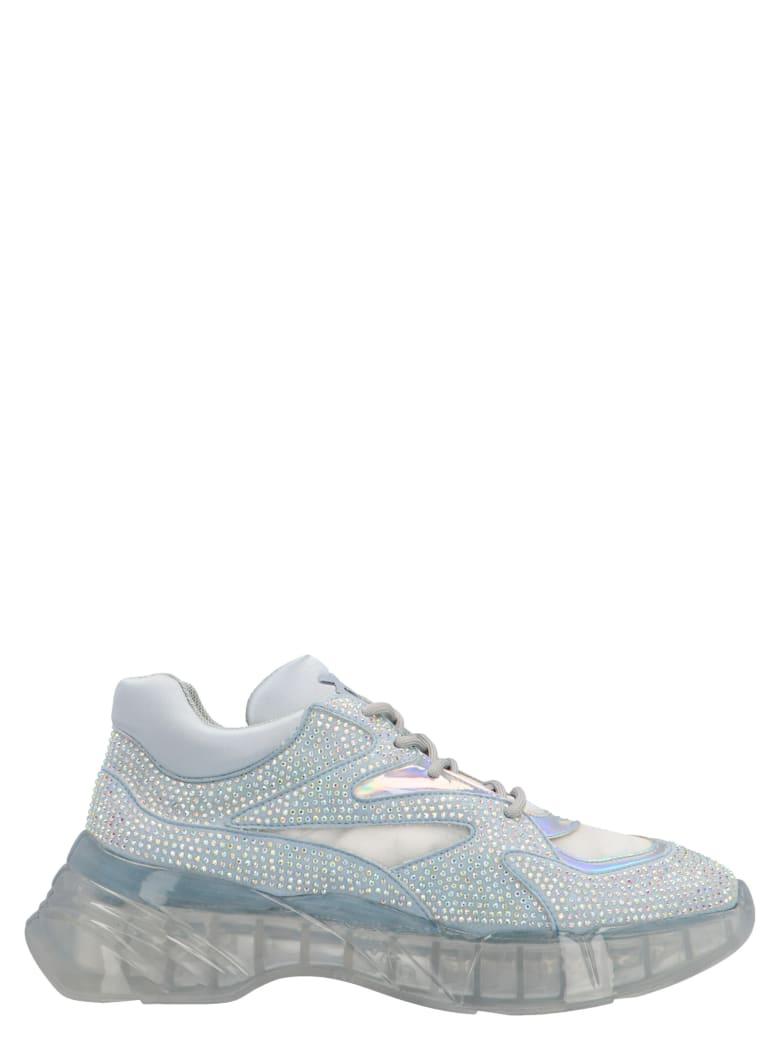 Pinko 'rubino Diamond' Shoes - Silver