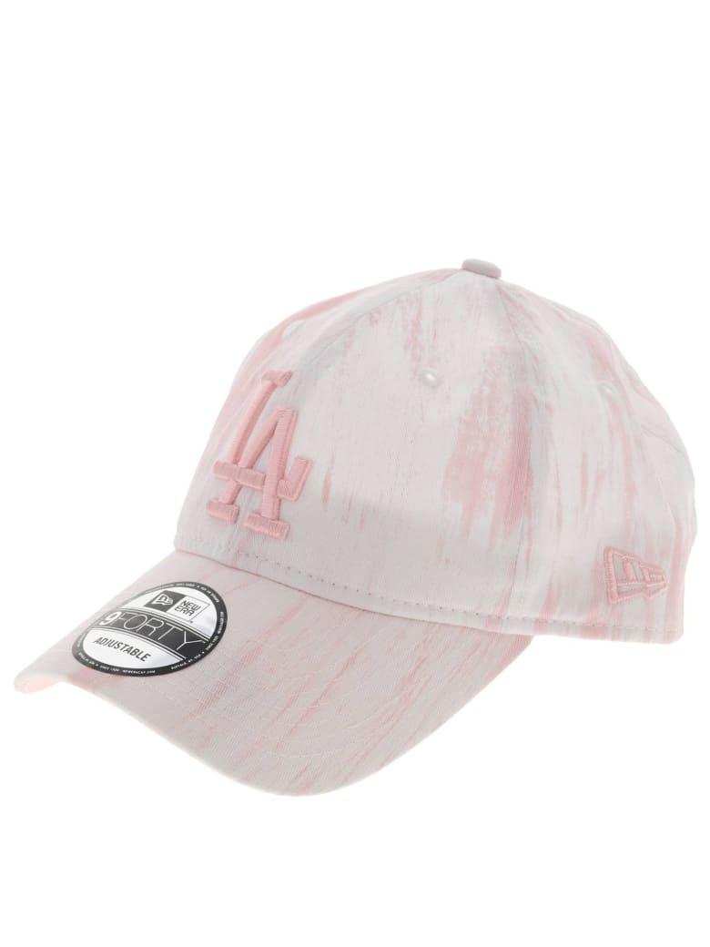 New Era Hat Hat Men New Era - pink
