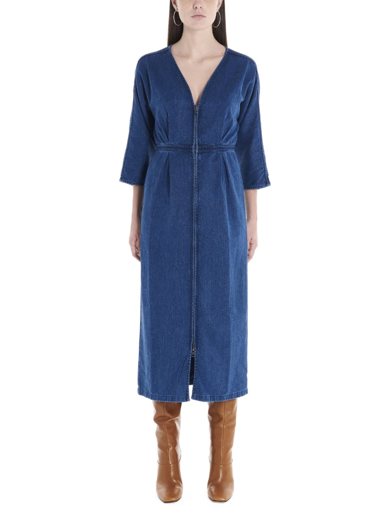 Mara Hoffman Dress - Blue