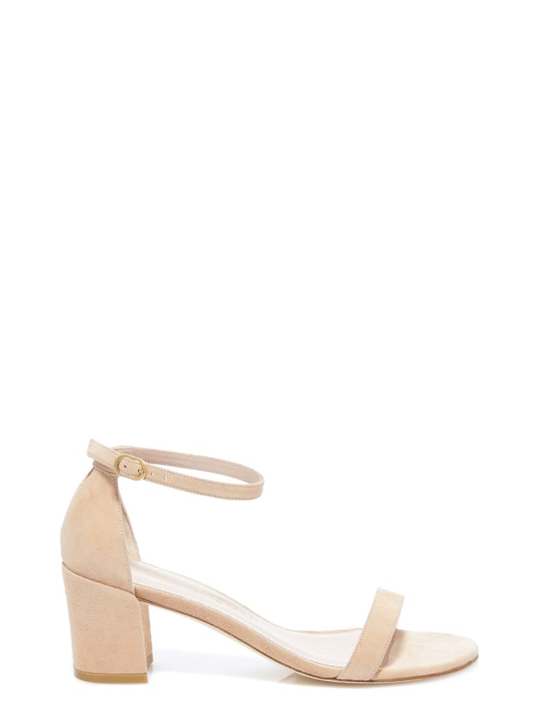 Stuart Weitzman Simple Sandals - Pink