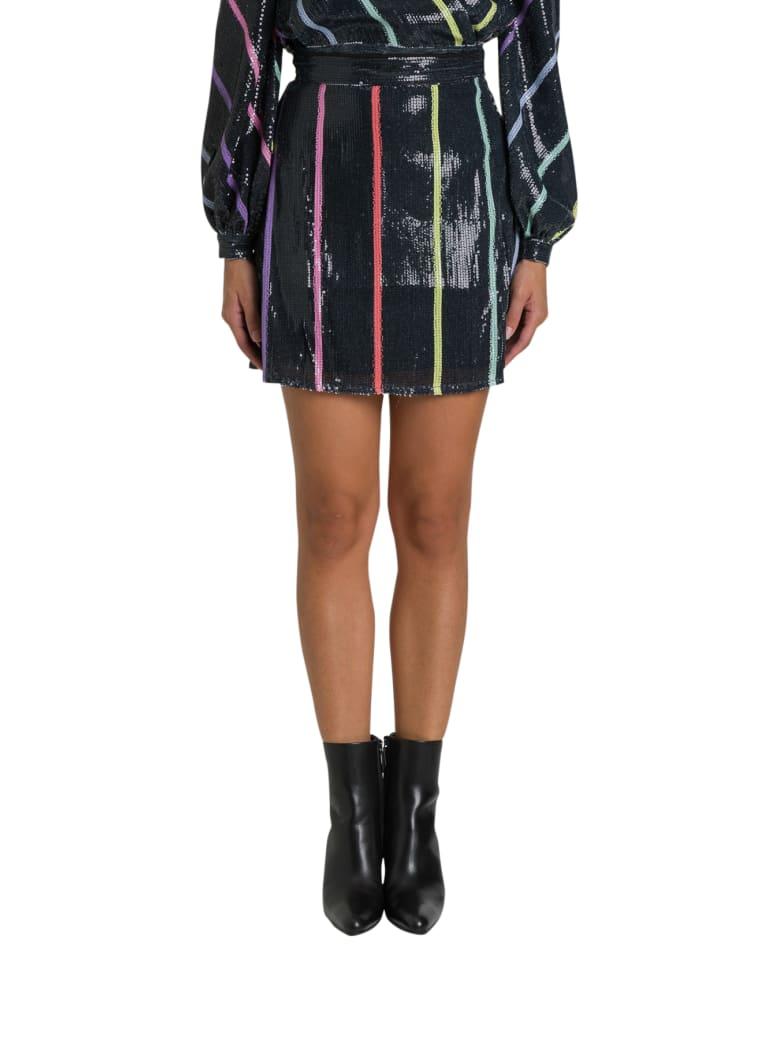Olivia Rubin Libby Miniskirt - Nero