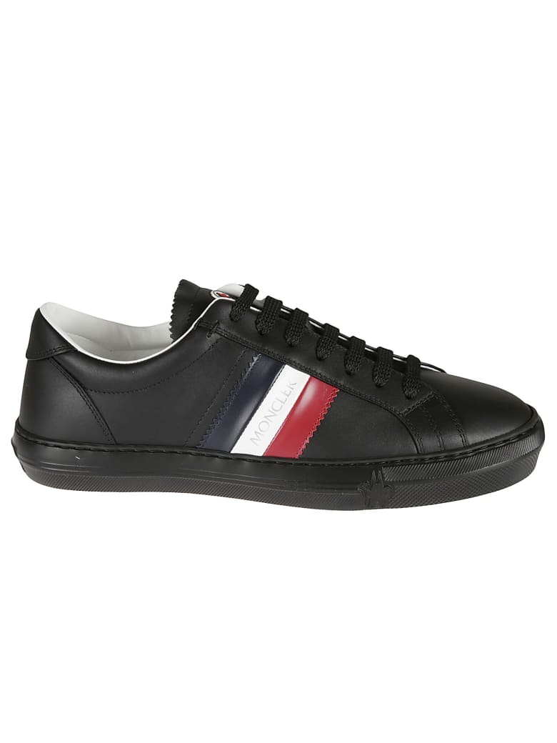 Moncler New Monaco Sneakers - Black
