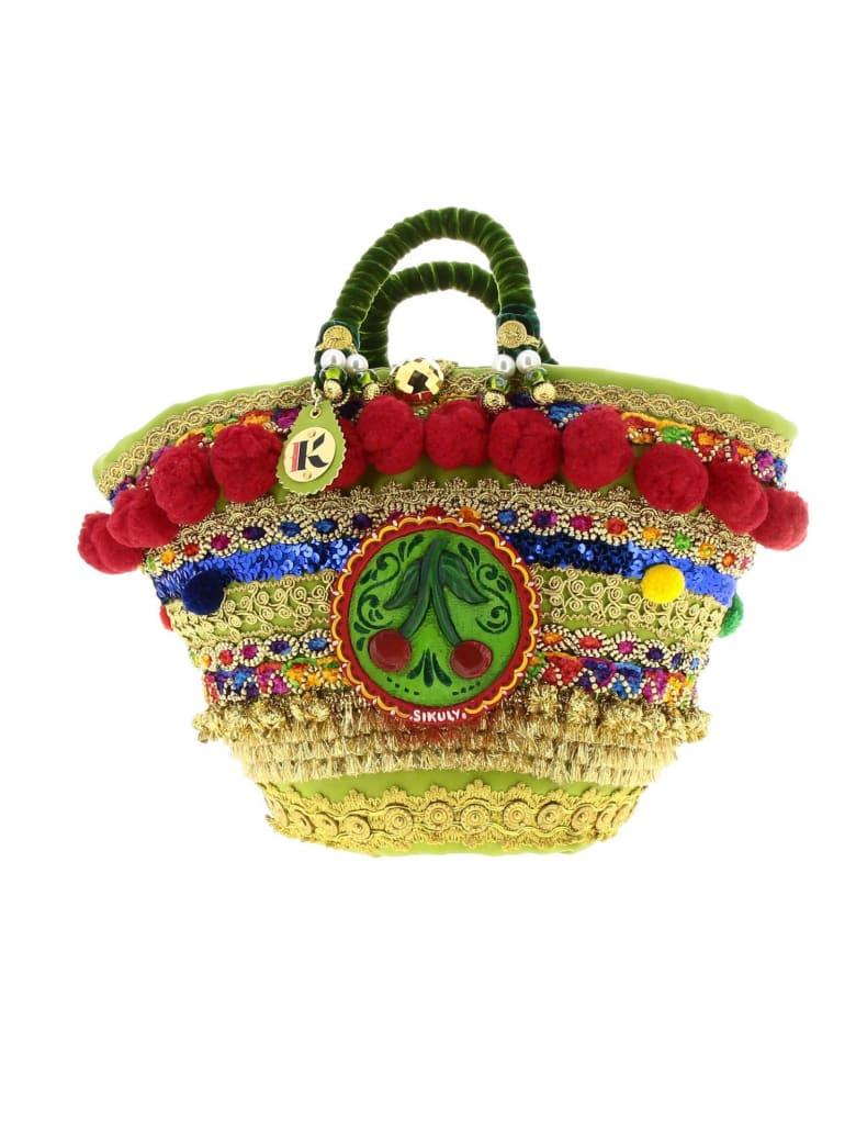 Sikuly Shoulder Bag Shoulder Bag Women Sikuly - green