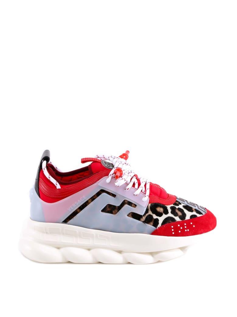 Versace Sneakers - Red