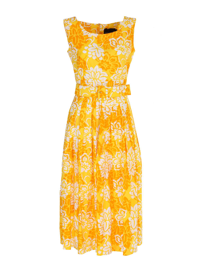 Samantha Sung Dress - Giallo