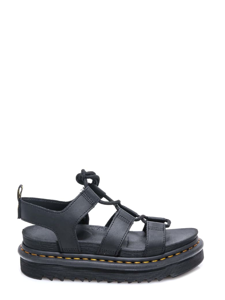 Dr. Martens Nartilla Sandals - Black