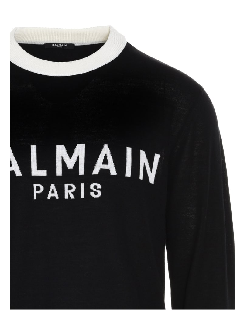 Balmain Sweater - Nero