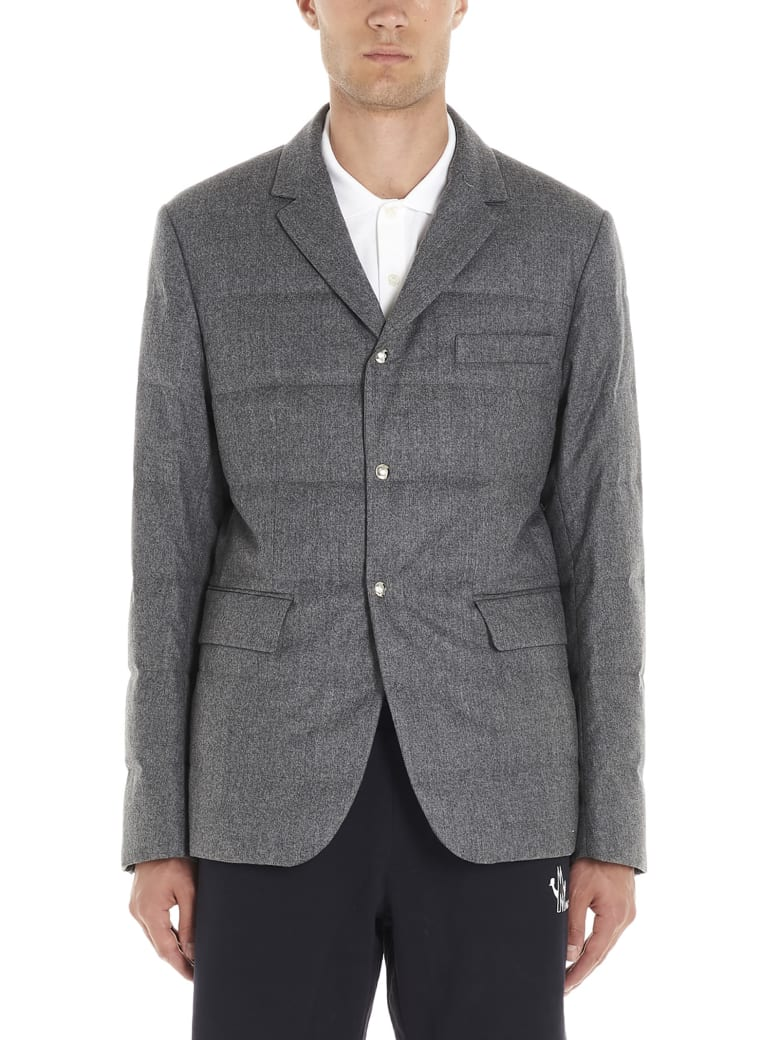Moncler 'heliere' Jacket - Grey