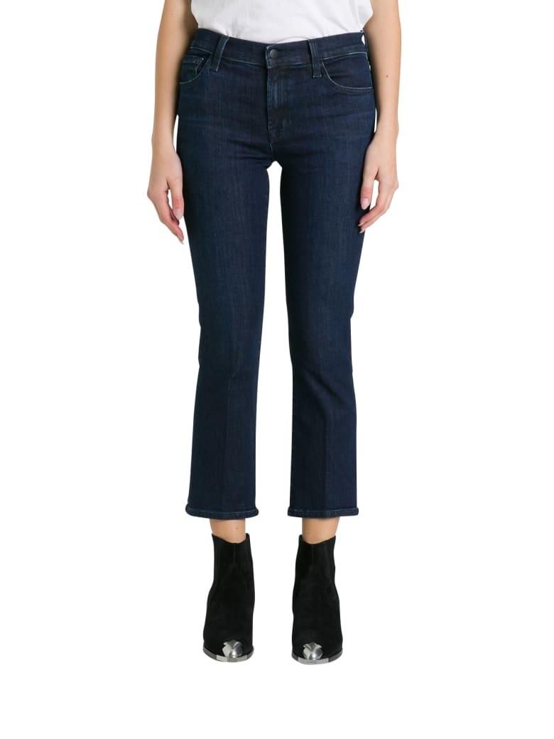 J Brand Selena Jeans - Blu