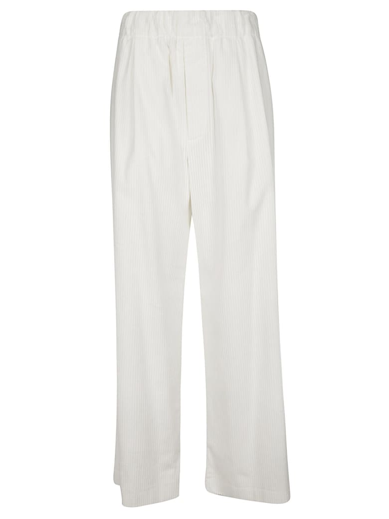 Jejia Loose Fit Trousers - White
