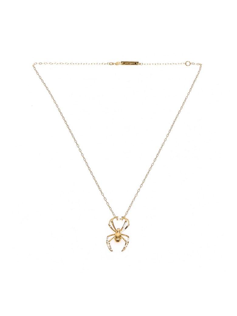 AMBUSH Necklace - Gold