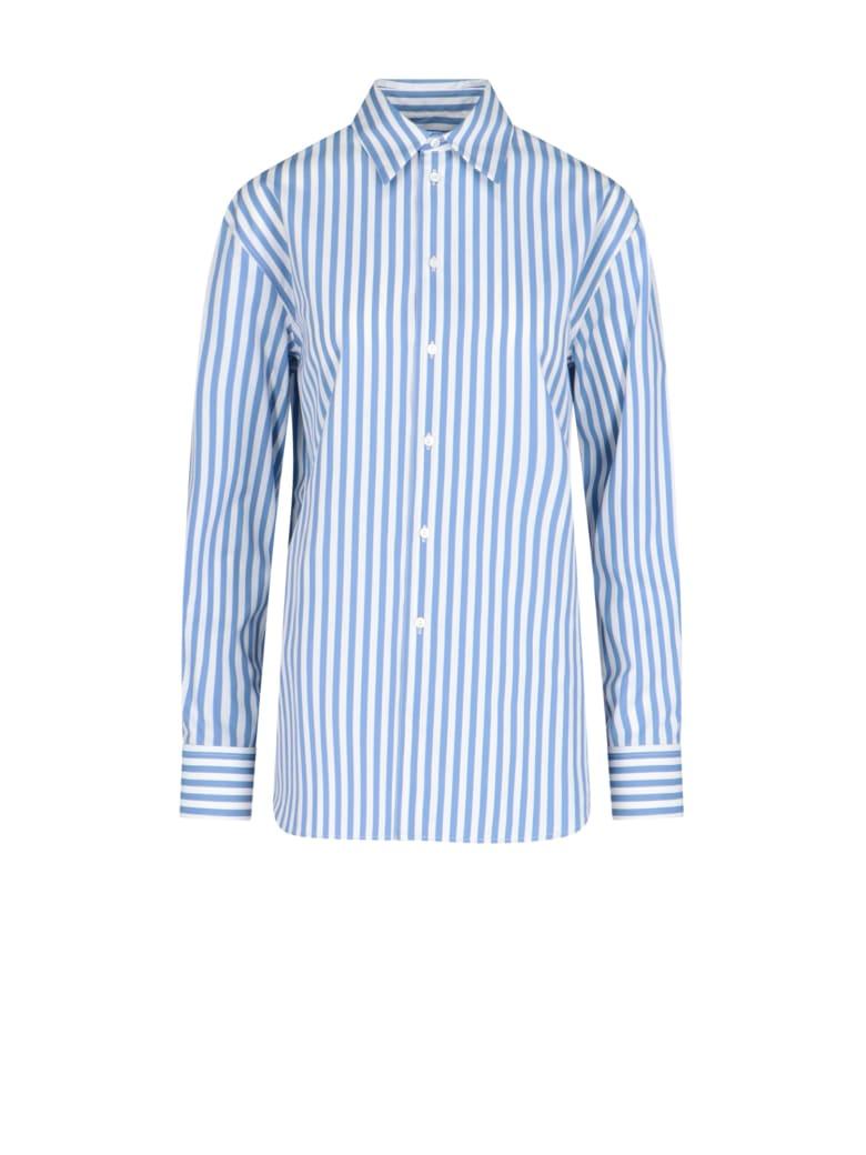 Jil Sander Stripe Boy Shirt - White