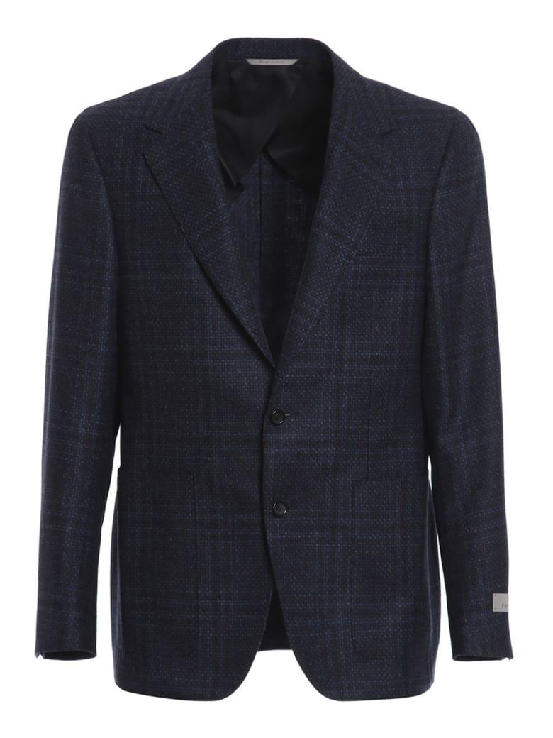 Canali Jacket - Blue