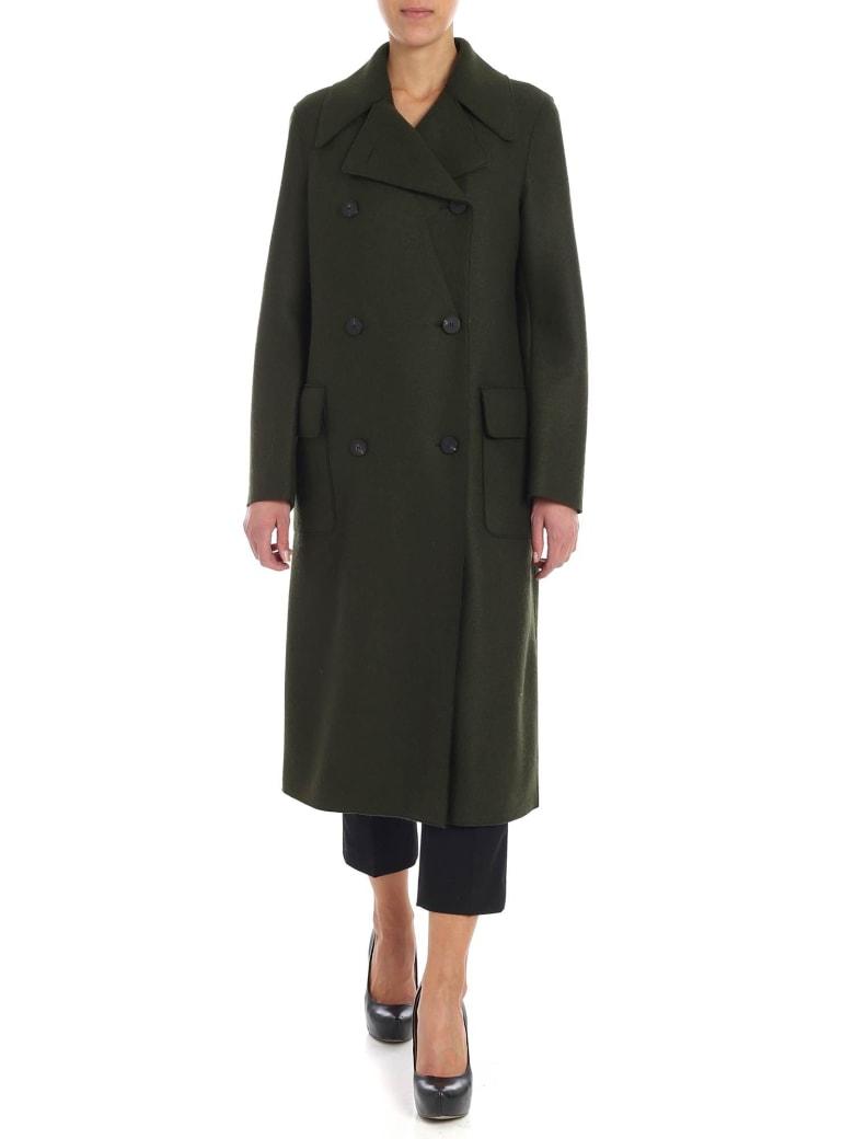 Harris Wharf London - Coat - MIlitary Green