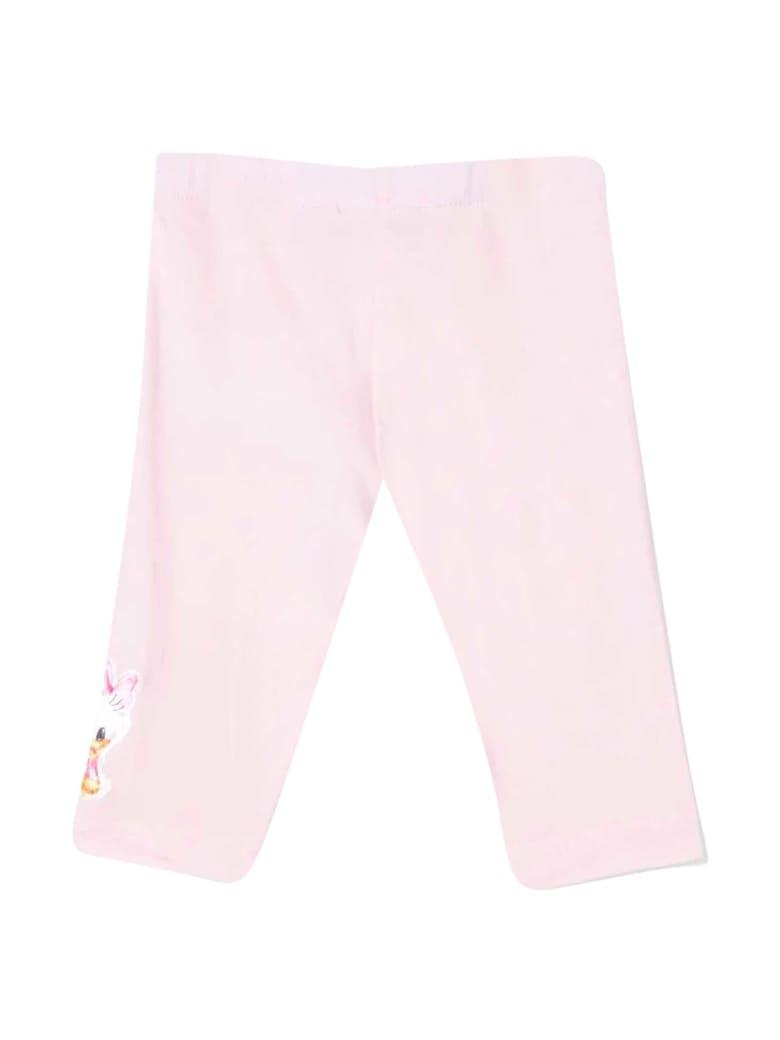 Monnalisa Pink Leggings - Rosa