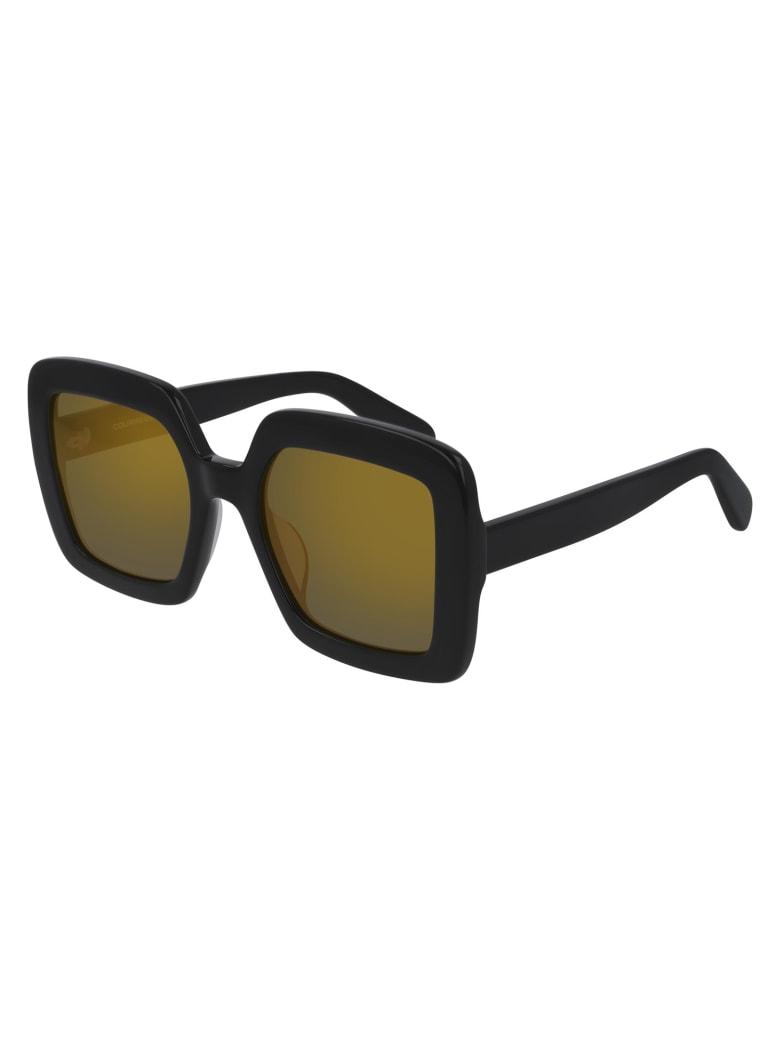 Courrèges CL1908 Sunglasses - Black Black Grey