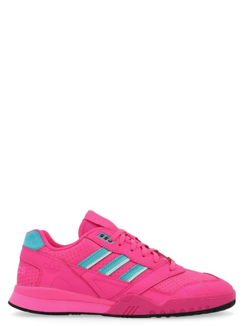 Adidas Originals 'a.r.trainer' Shoes - Fuchsia
