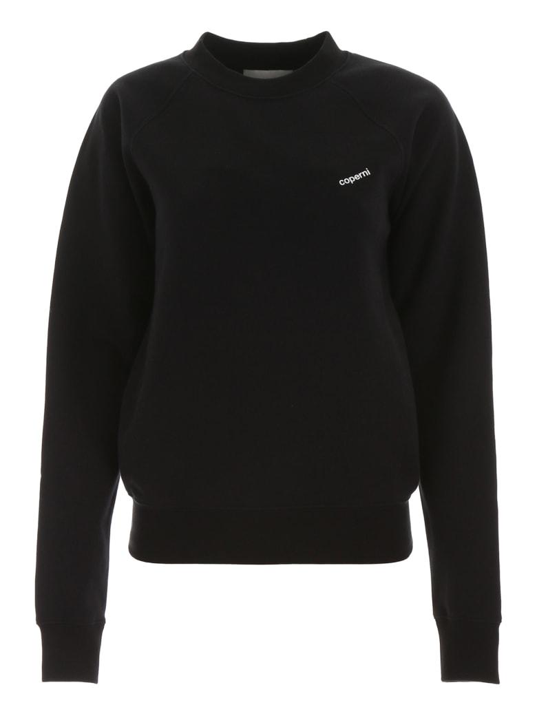 Coperni Logo Sweatshirt - BLACK (Black)