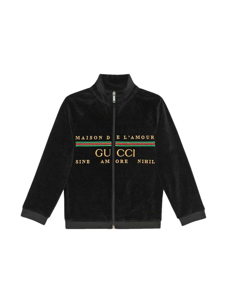 Gucci Black Jacket - Nero