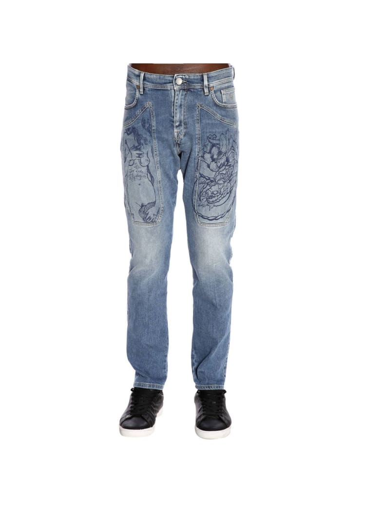 Jeckerson Jeans Jeans Men Jeckerson - stone washed