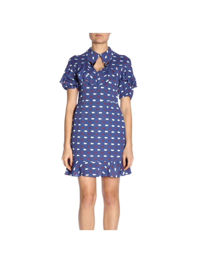 Vivetta Dress Dress Women Vivetta - blue