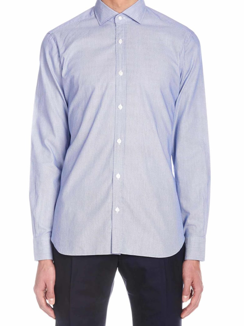 Barba Napoli 'dandy Life' Shirt - Multicolor