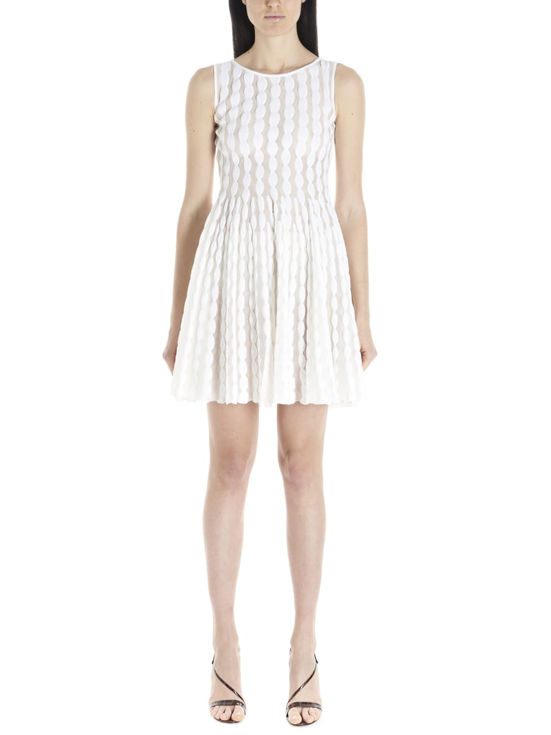 Antonino Valenti 'meti' Dress - White