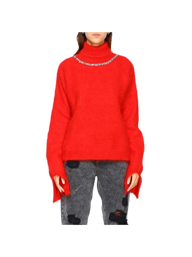 MARCOBOLOGNA Marco Bologna Sweater Sweater Women Marco Bologna - red
