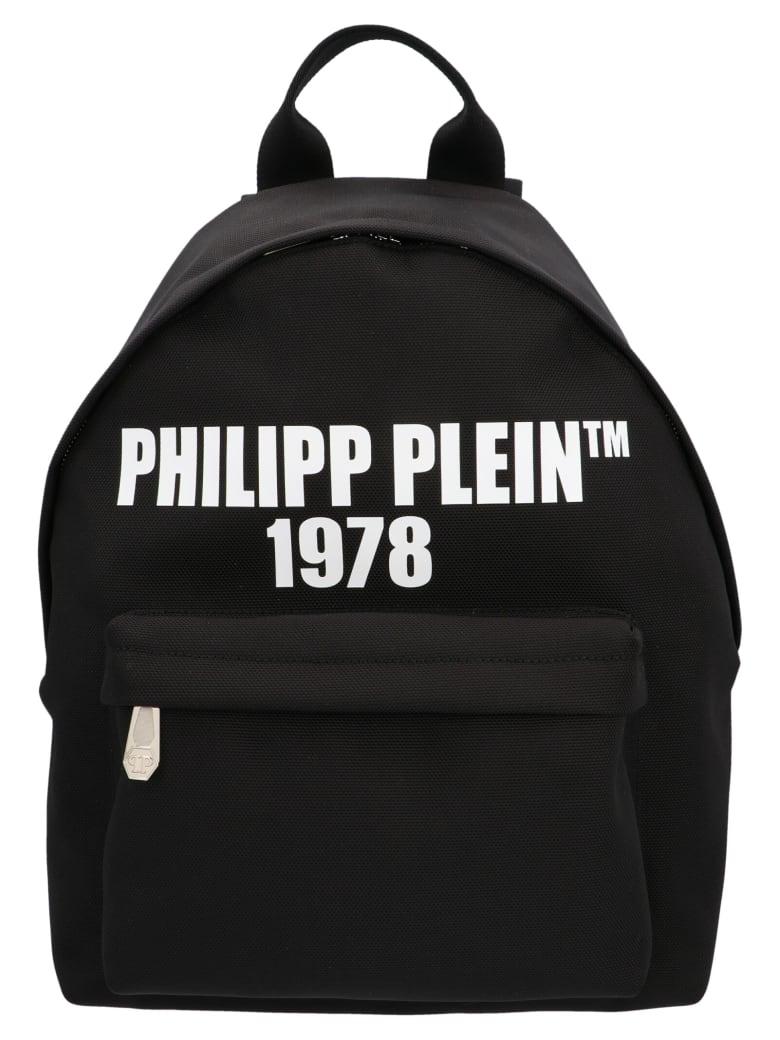 Philipp Plein 'logo Lettering' Bag - Black