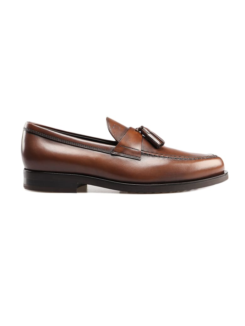 Tod's Nappina Loafer - Cacao