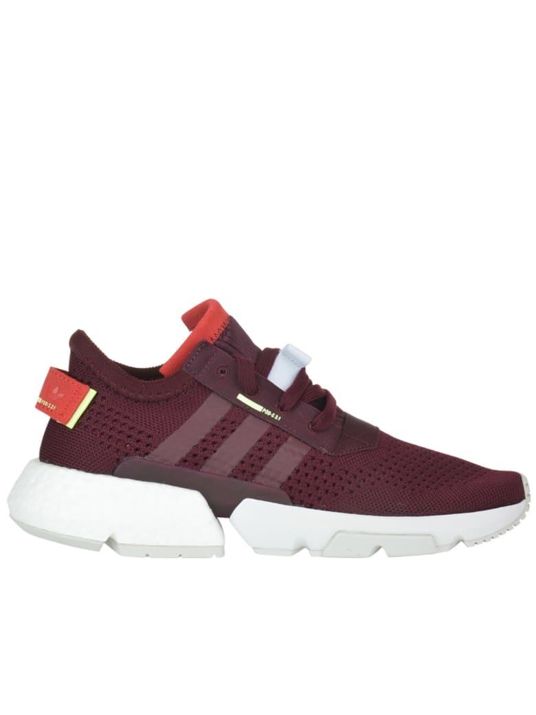 Pod Purple Originals 3 Adidas S 1 Sneakers 0OP8wNnkXZ