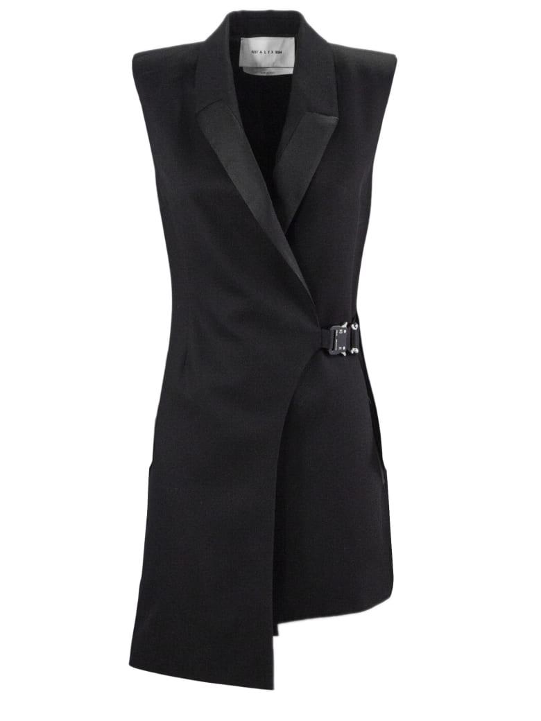 1017 ALYX 9SM Black Cotton Vest - Nero