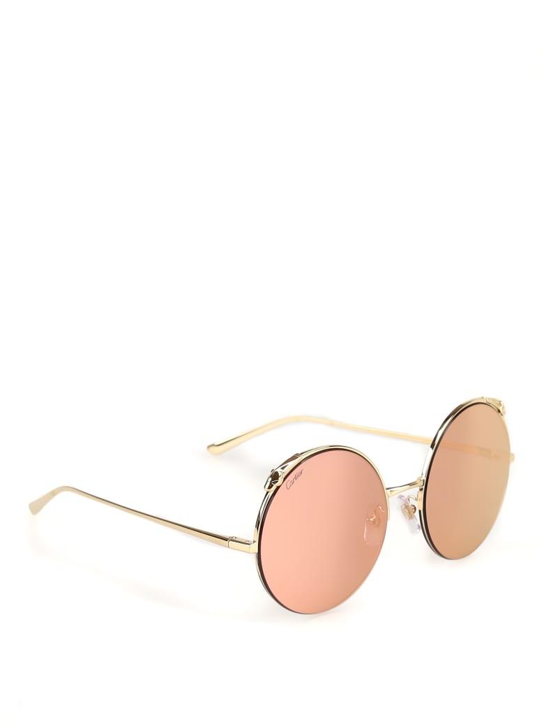 Cartier Eyewear CT0149S Sunglasses - -gold-gold-gold